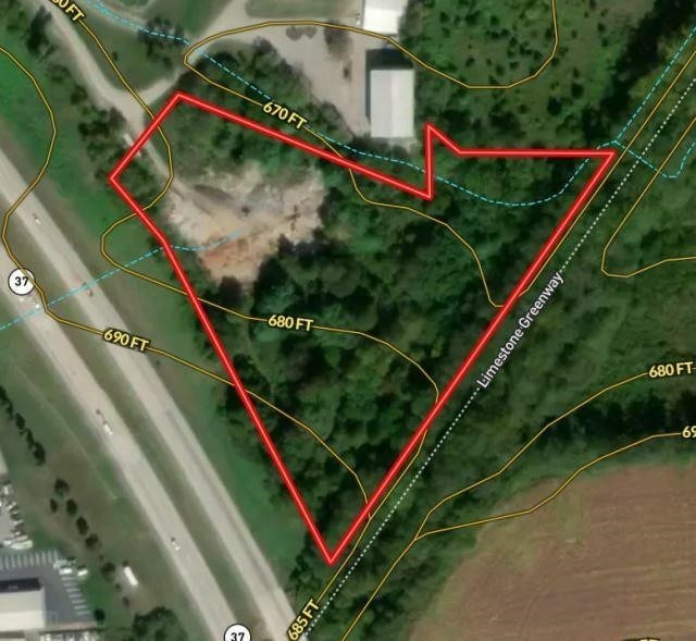 5+ Acres   Commercial Land   Monroe County, IN
