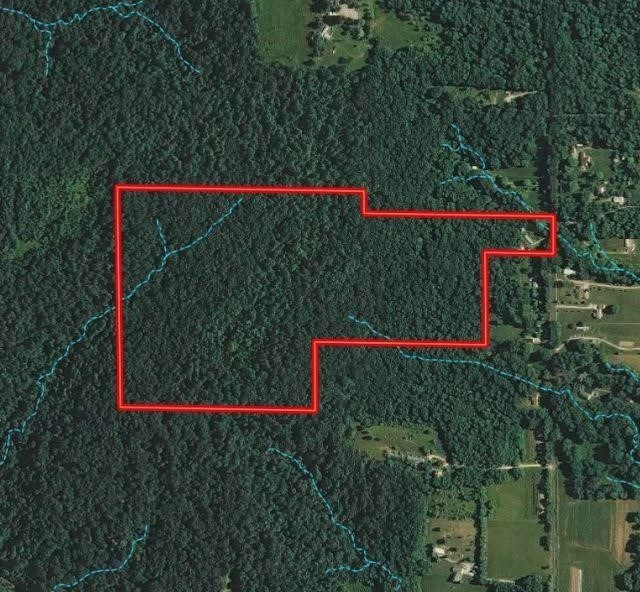 59 Ac Recreational Timber Land, Monroe Co, Bloomington, IN