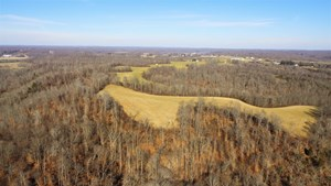 HORSE/CATTLE FARM - HOME SITES - HUNTING - LIBERTY KENTUCKY