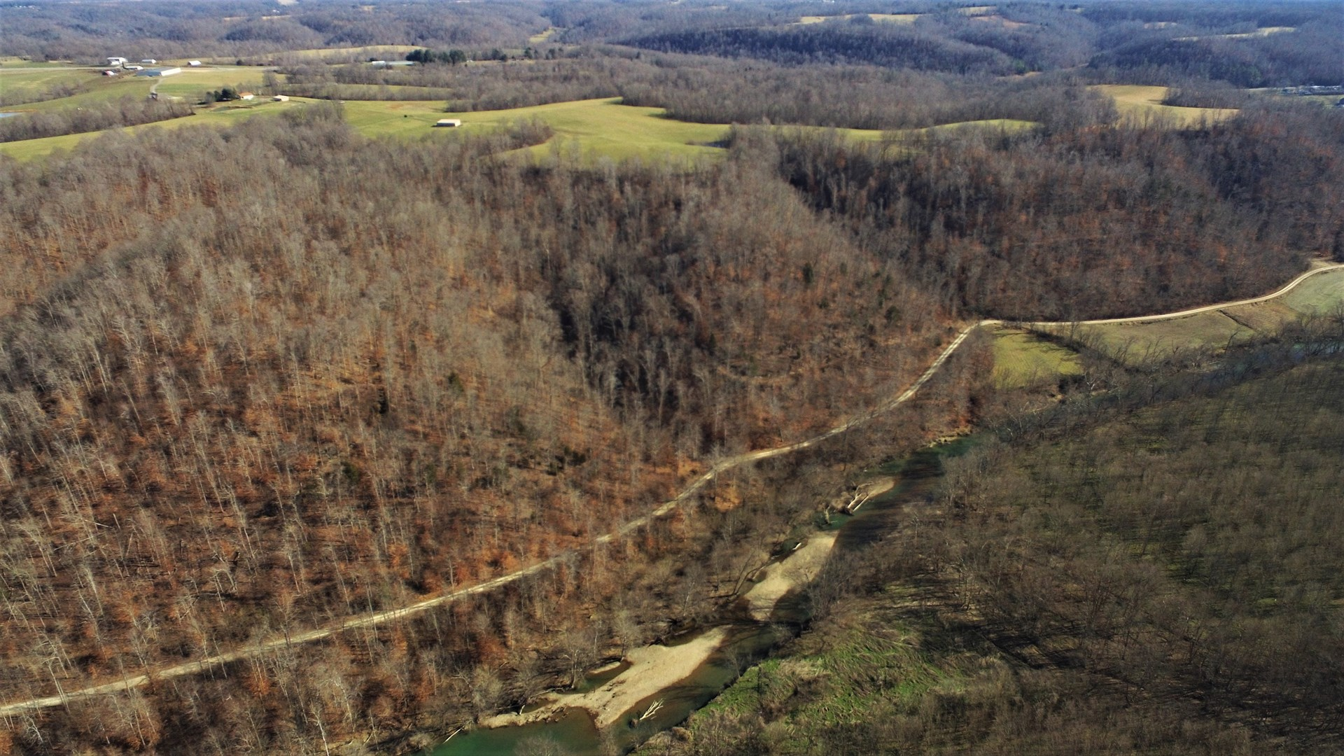 HUNTING LAND-RECREATIONAL PROPERTY-SECLUDED / LIBERTY, KY.