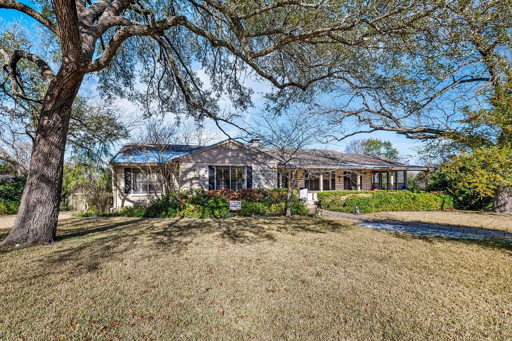 3301 Castle Ave. Waco, TX Historical Designated Neighborhood