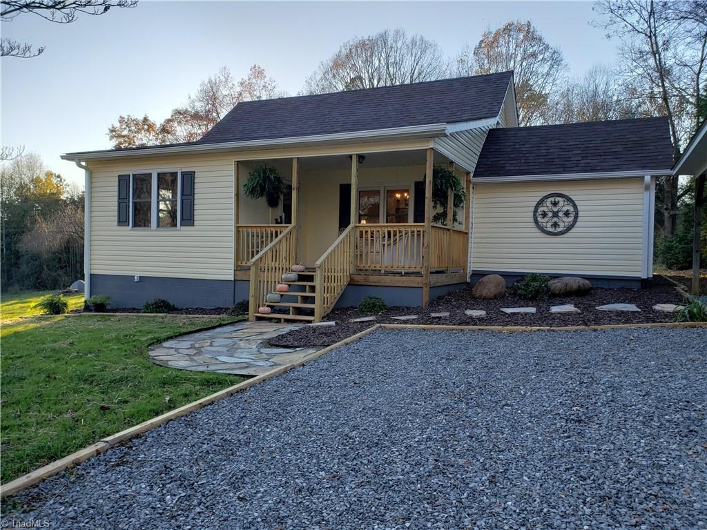 Home For Sale In Dobson North Carolina
