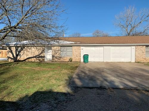 Waco Texas McLennan County Central Texas Duplex for Sale