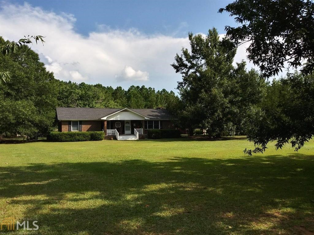 Country Home for Sale in Screven County