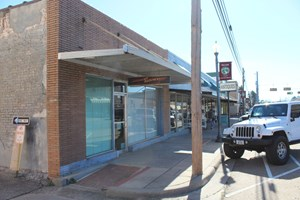WINNSBORO TEXAS HISTORICAL DISTRICT COMMERCIAL BUILDING
