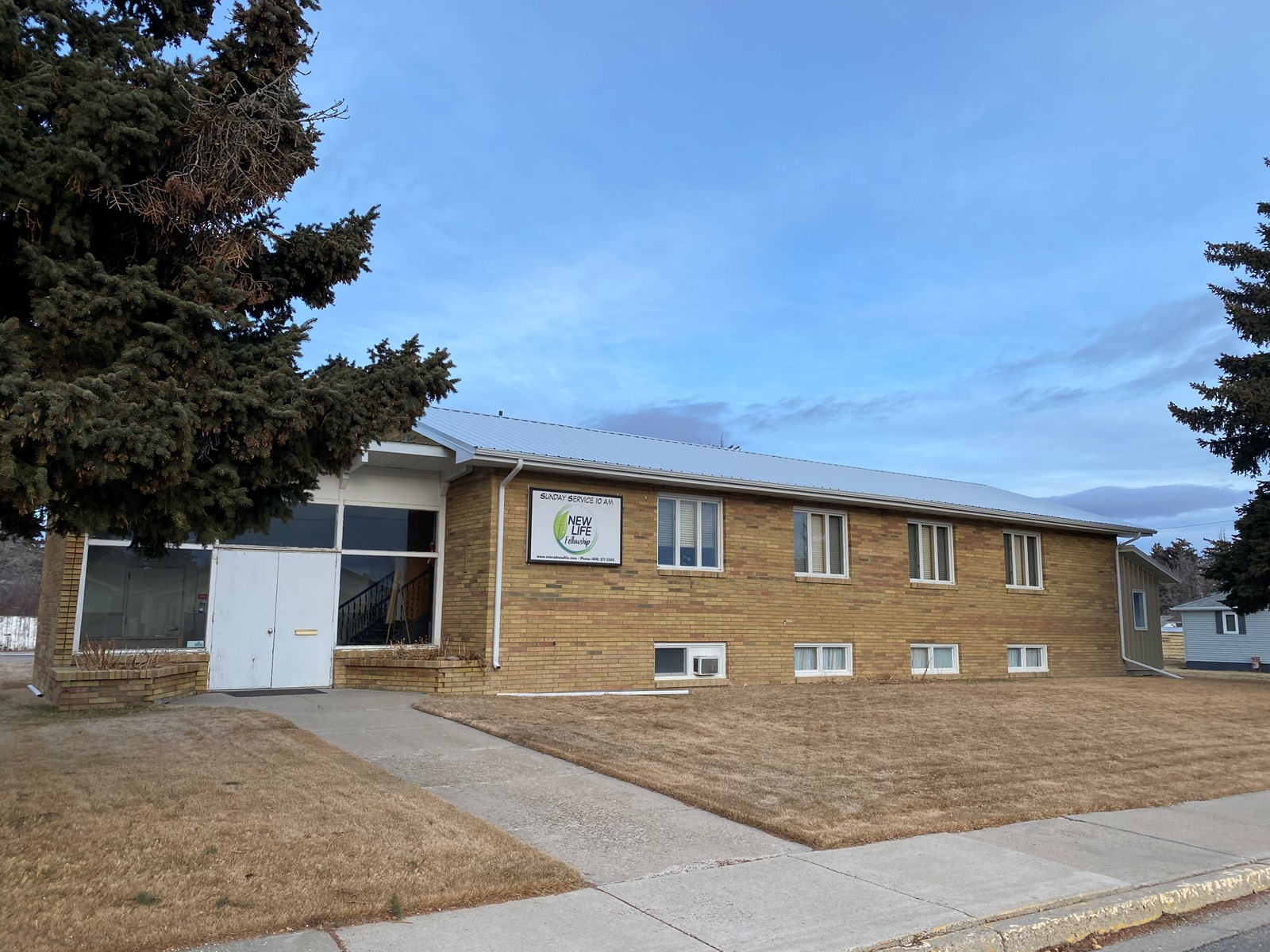 Church/Multi-use Building for sale in Conrad MT