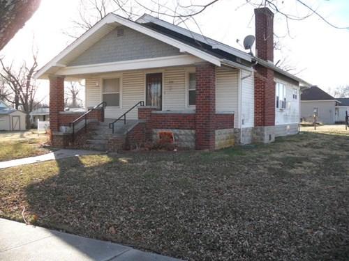 Home For Sale by Auction Humboldt Ks, Allen County Ks