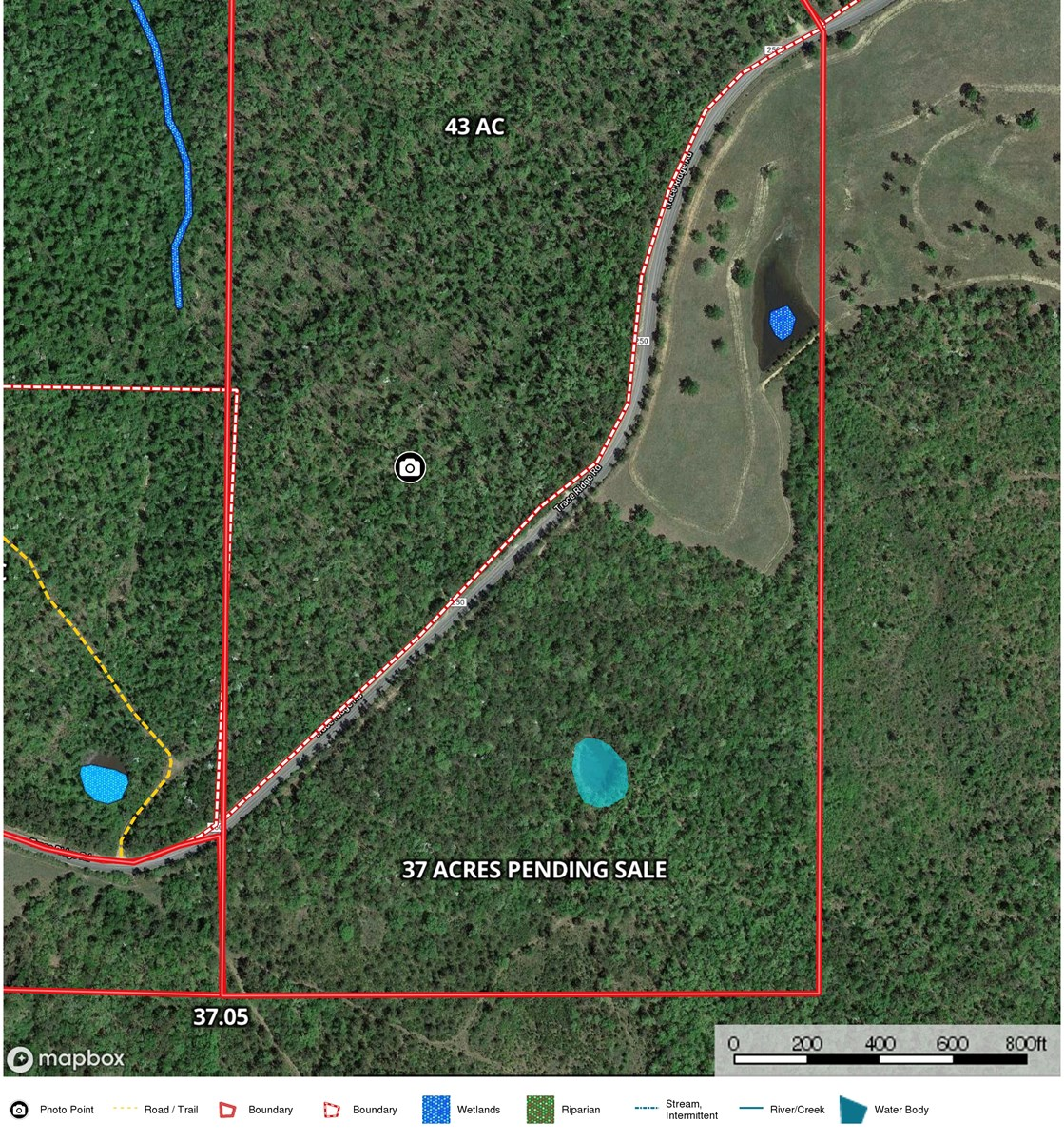 Arkansas Hunting & Recreational Land For Sale Searcy County