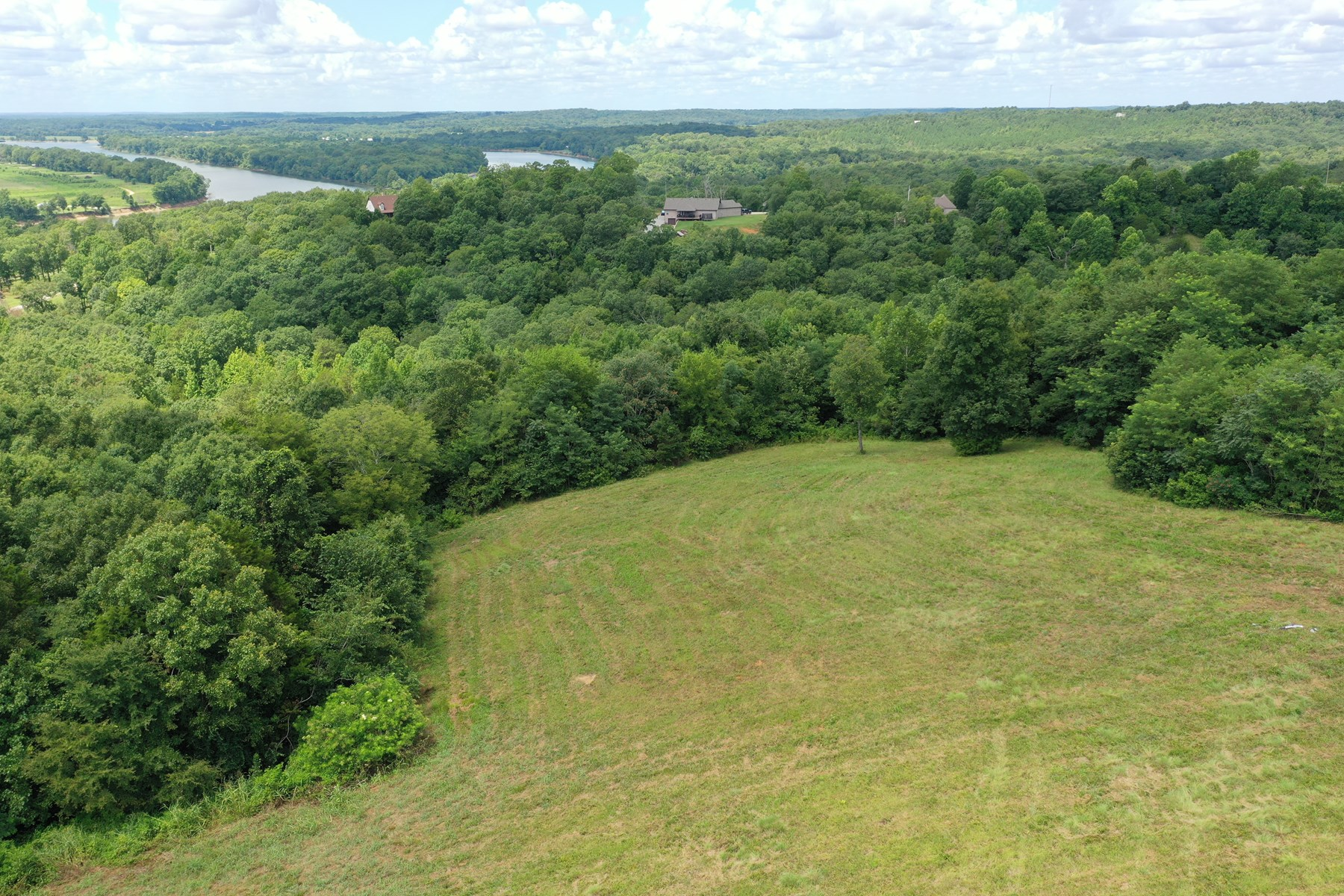 Vacant land near the Tennessee River with incredible views