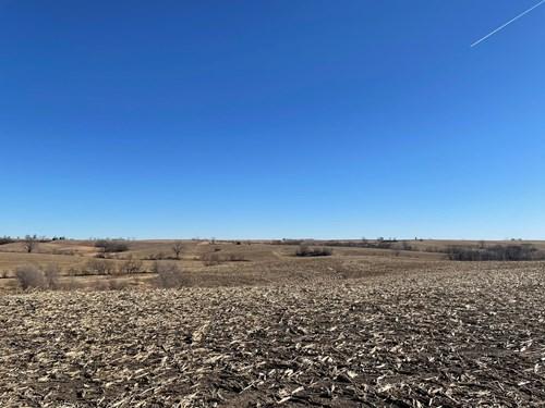1130+/- Ac Harrison & Gentry County MO Row Crop Hill Farm