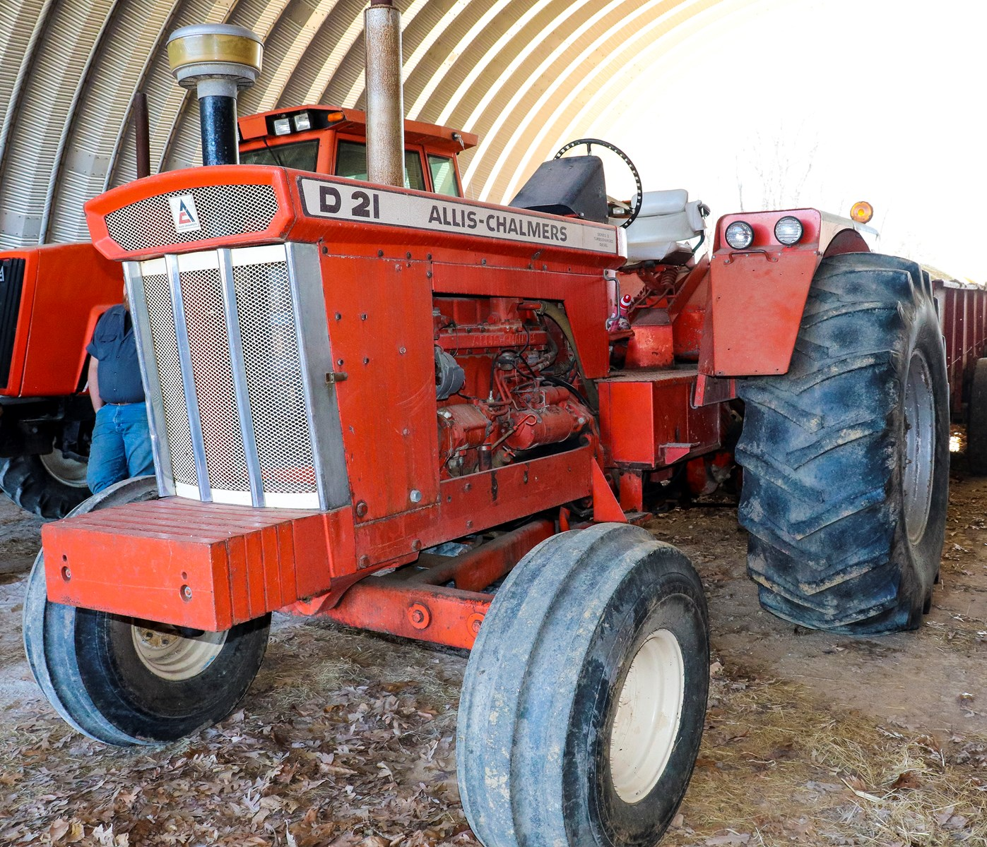 Large Collector Tractor and Modern Farm Equipment Auction