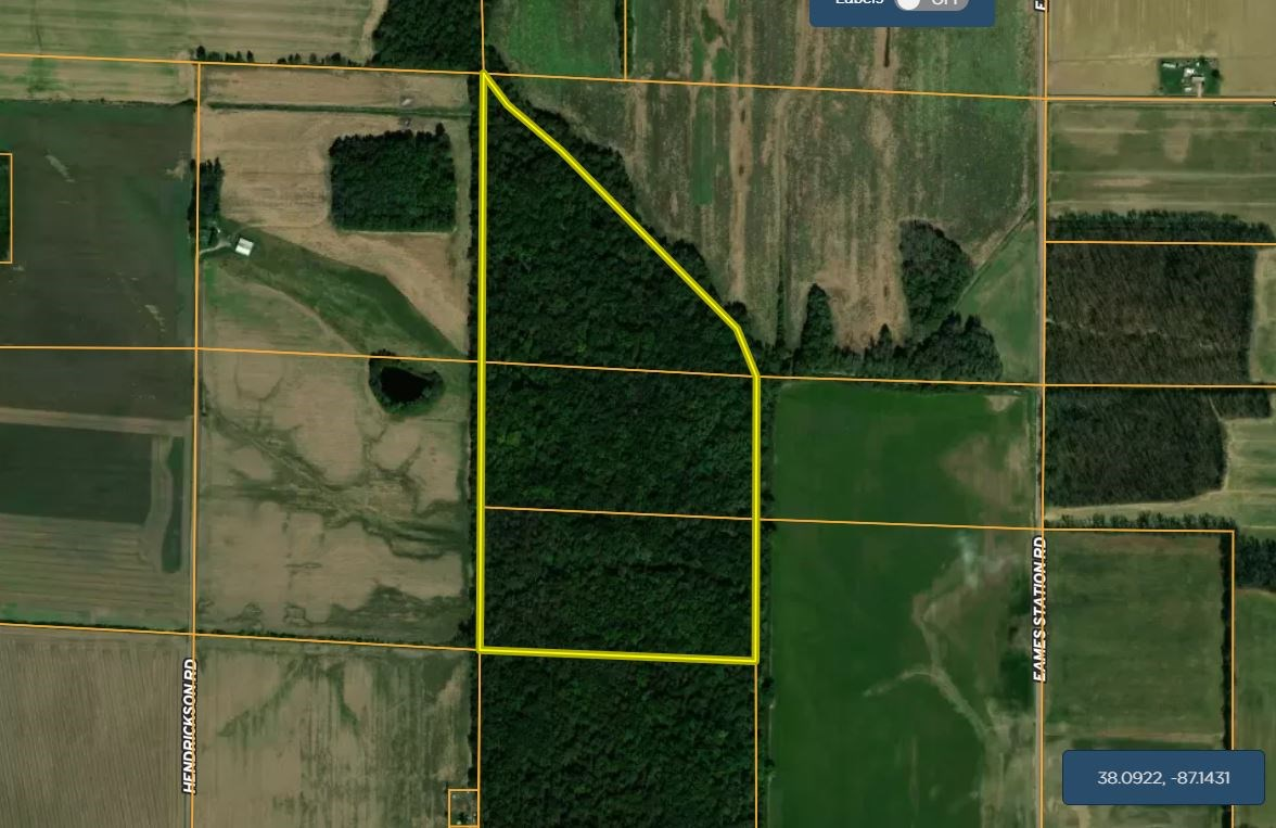 Indiana Hunting Land for Sale