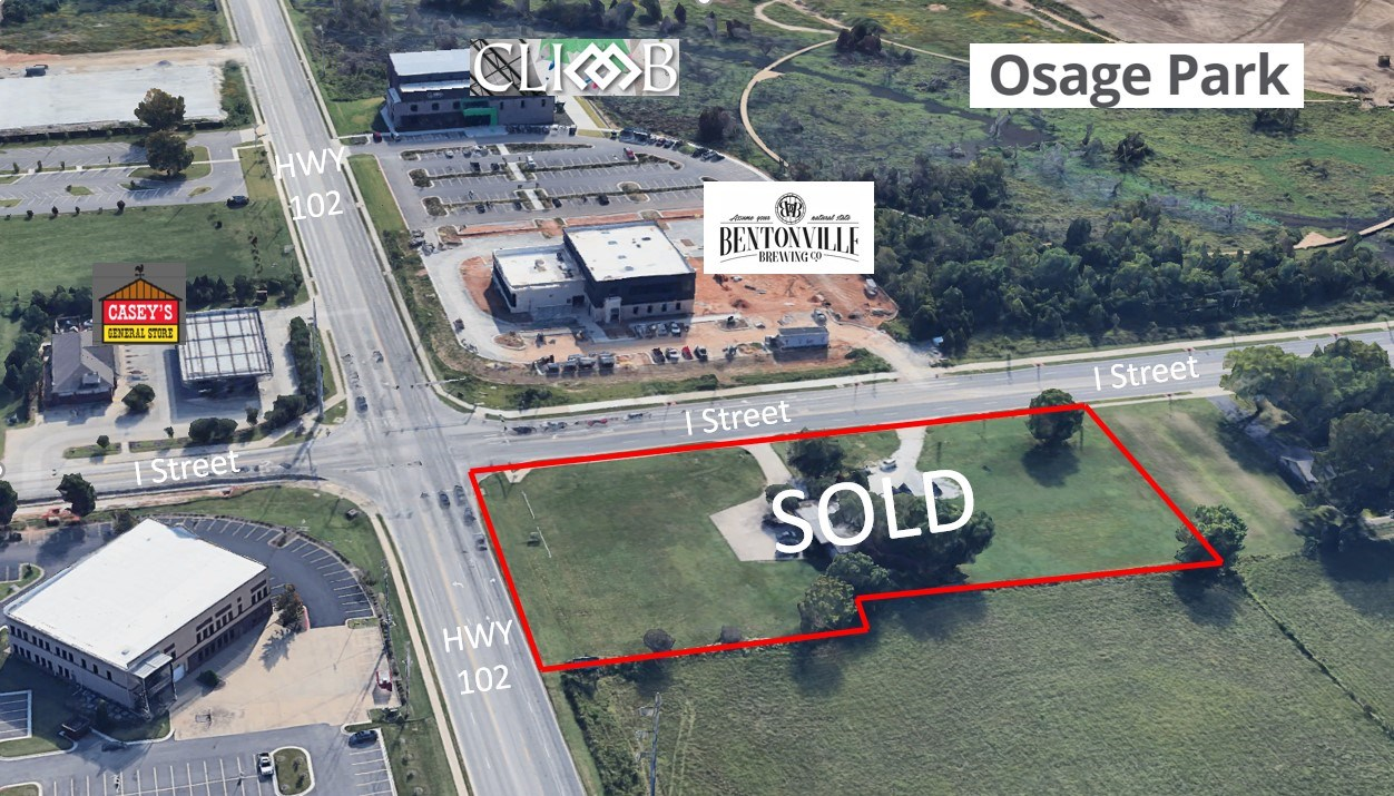 Commercial Property for Sale in Bentonville