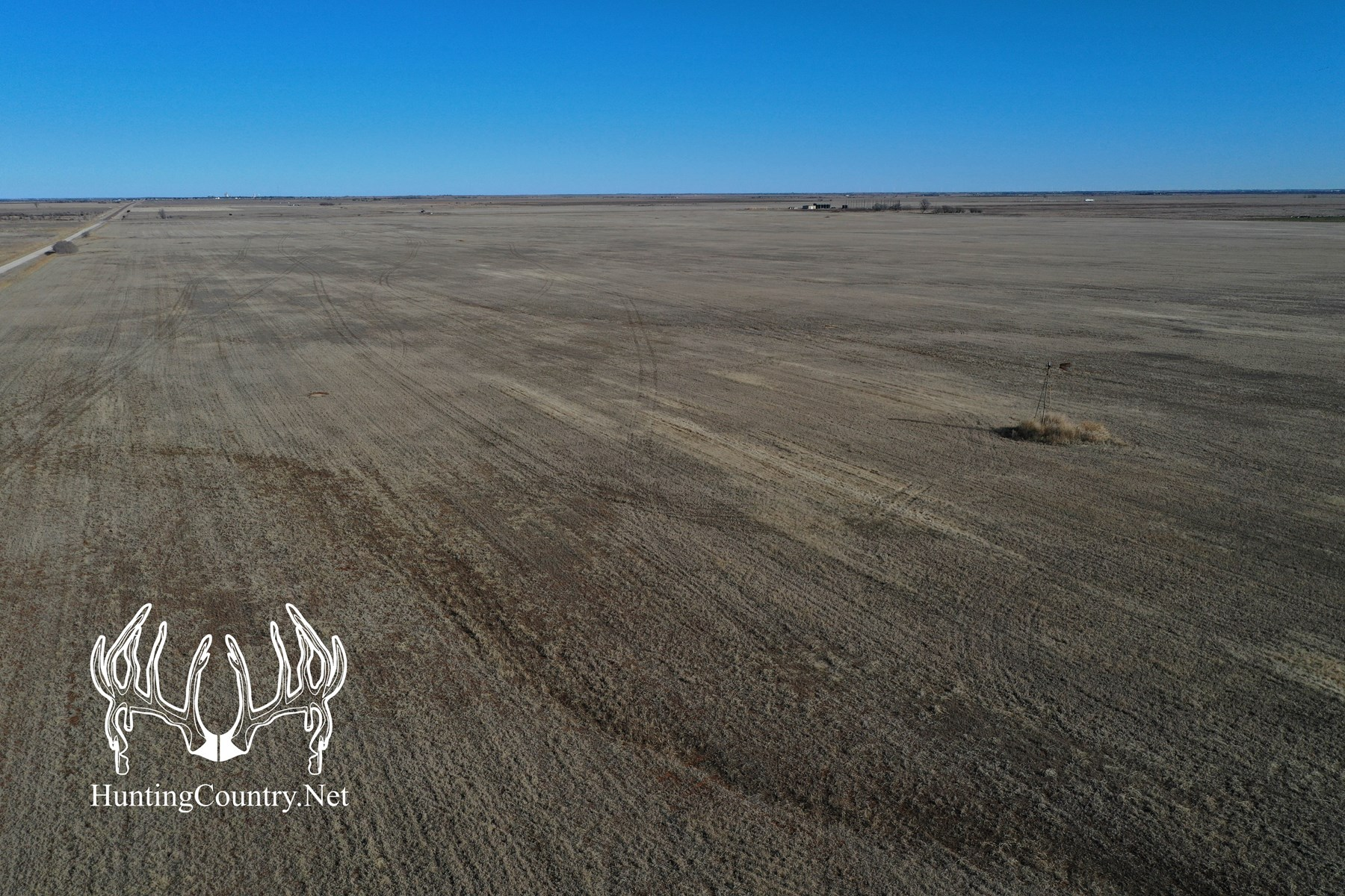 80 acres m/l. Grant County Oklahoma Land for Sale