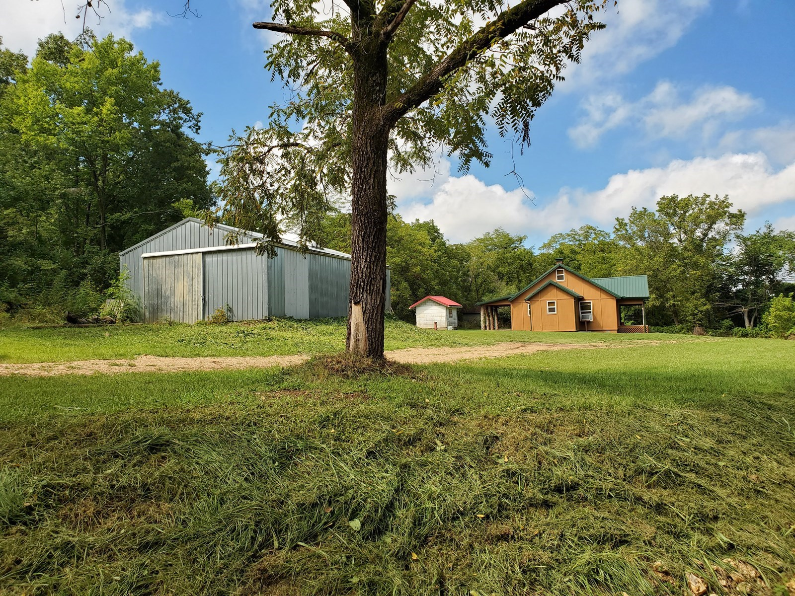 Country Home and Acreage for Sale