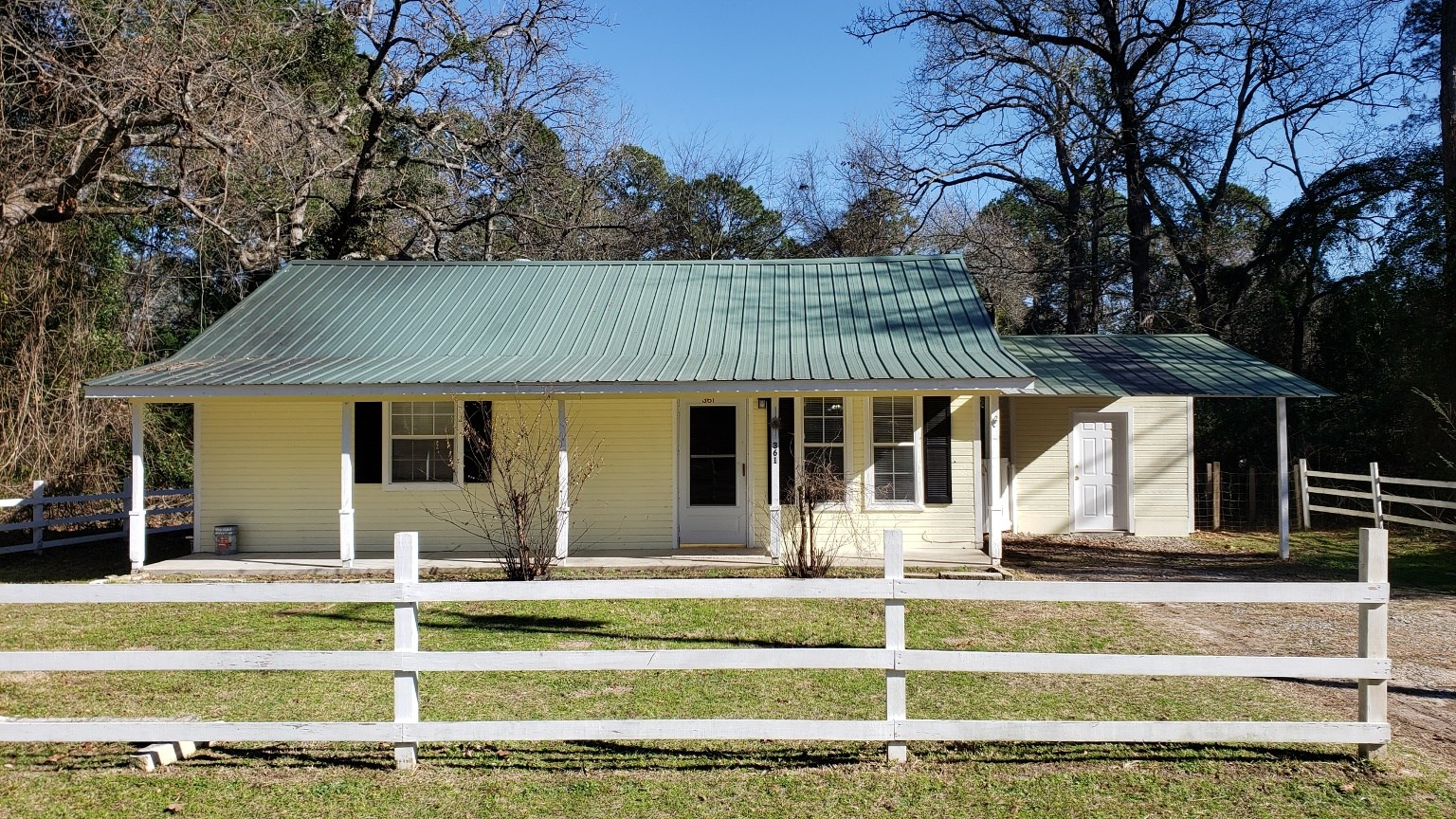 SMALL HOME FOR SALE | LAKE PALESTINE NEIGHBORHOOD IN EAST TX