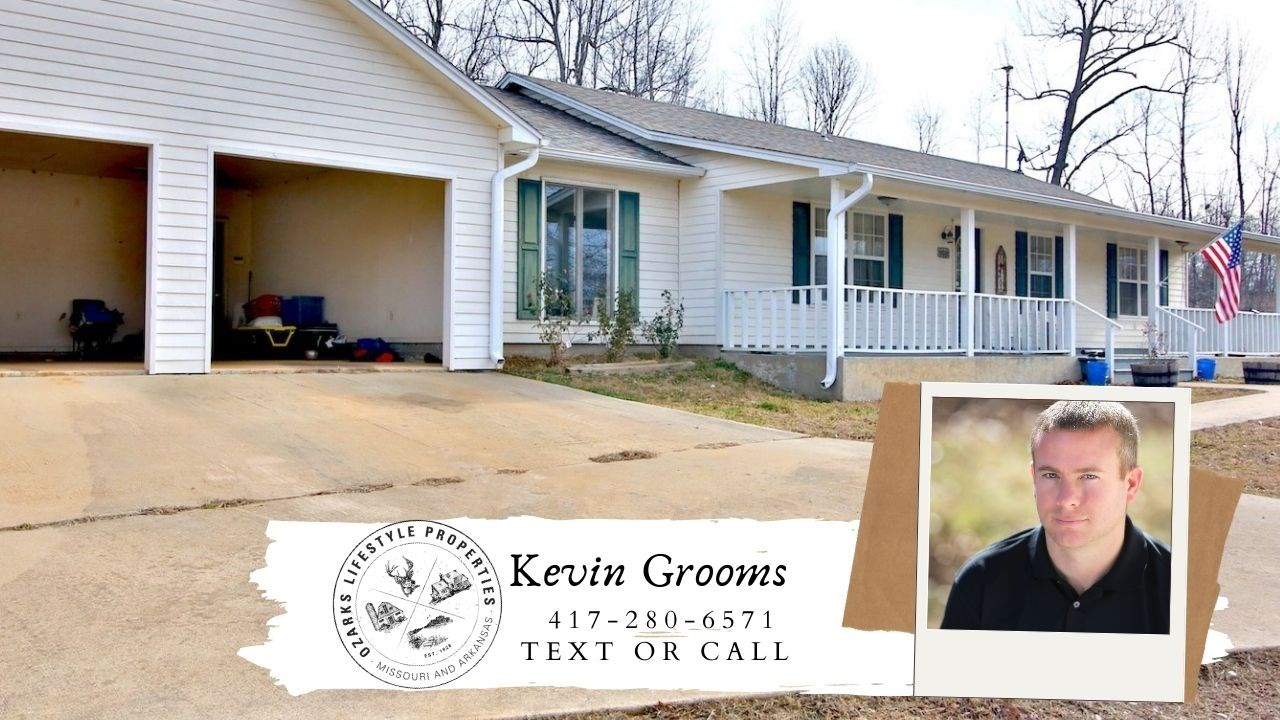 COUNTRY HOME FOR SALE IN MAMMOTH SPRING ARKANSAS