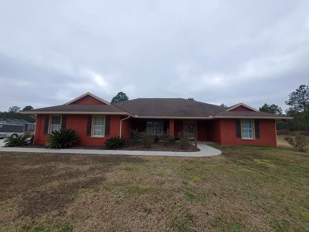Homes Only! 4BR/3BA Block home Buck Bay, Chiefland FL, Levy