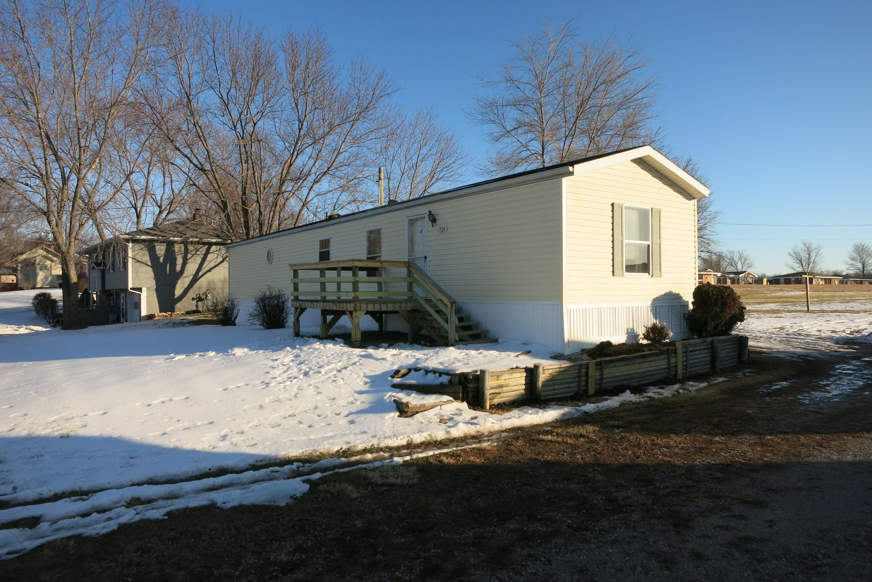 Home in Bethany MO with Great Return on Investment