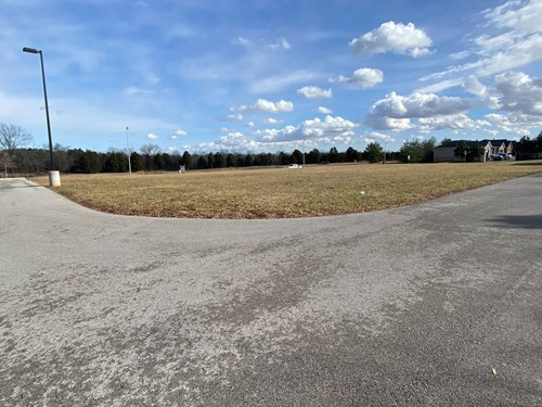 1.03 Acre Development Site w/ Level Pad For Sale in Kentucky