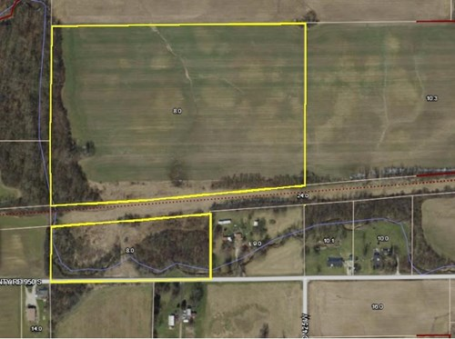 Acreage for Sale Lynn, IN