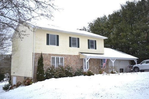 4 bedroom 3.5 bath home in Wytheville, VA