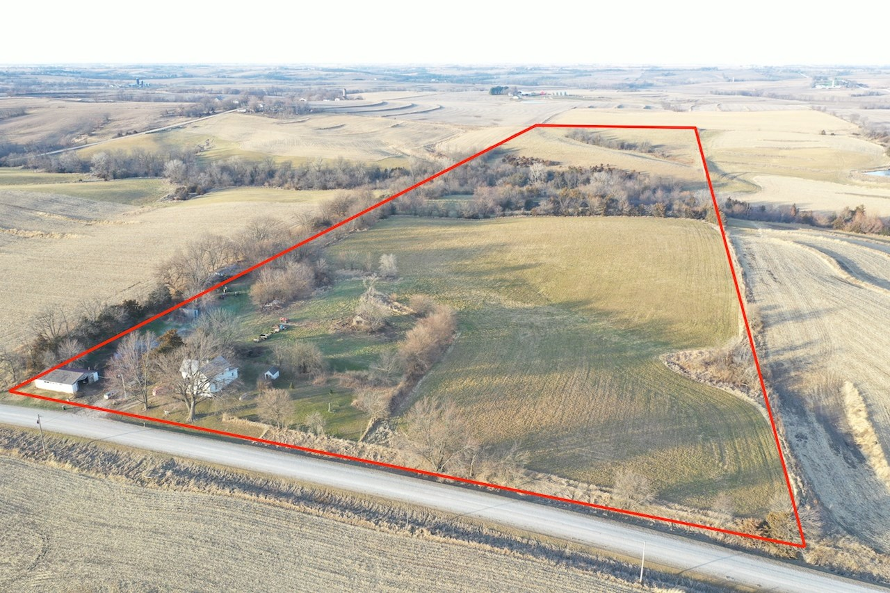 Warren County Iowa Absolute Online Only Land Auction