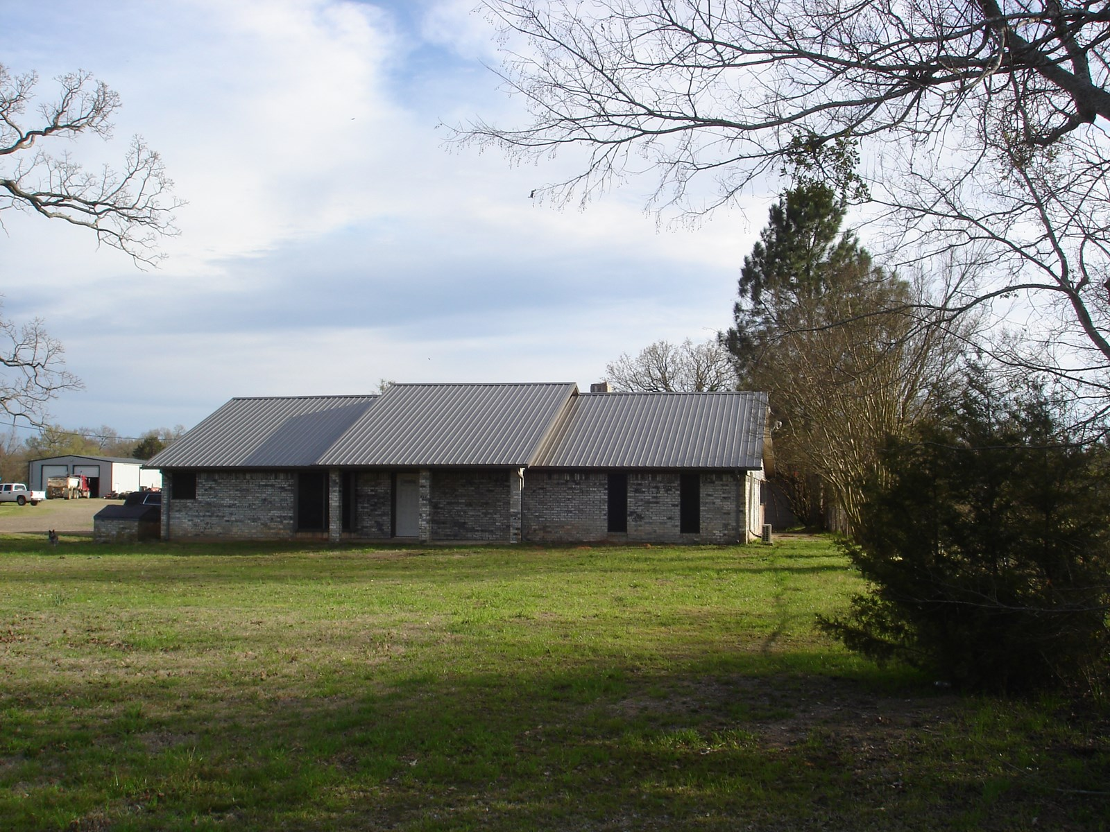 Country Home For Sale In Arthur City Texas