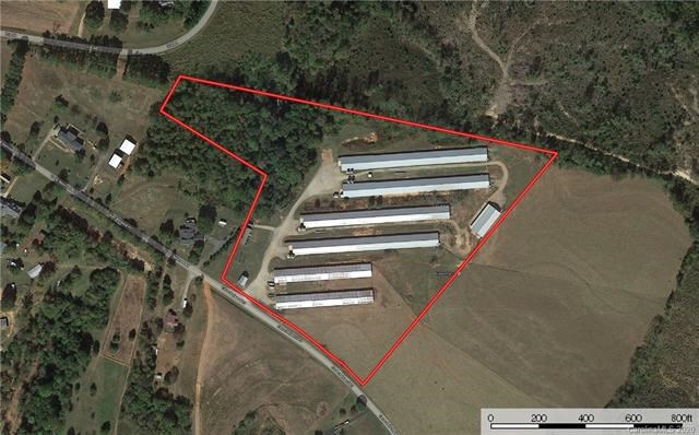 Poultry Farm For Sale in Cleveland County NC