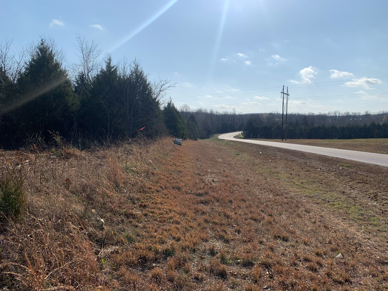 SMALL ACREAGE TRACT FOR SALE