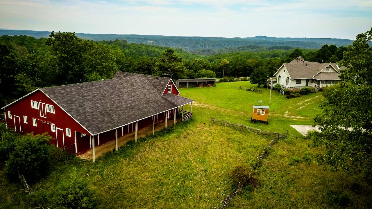 Southern Missouri Ozarks Hunting Property and Ranch for Sale
