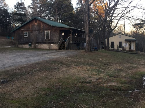 Arkansas Ozarks Cabin For Sale