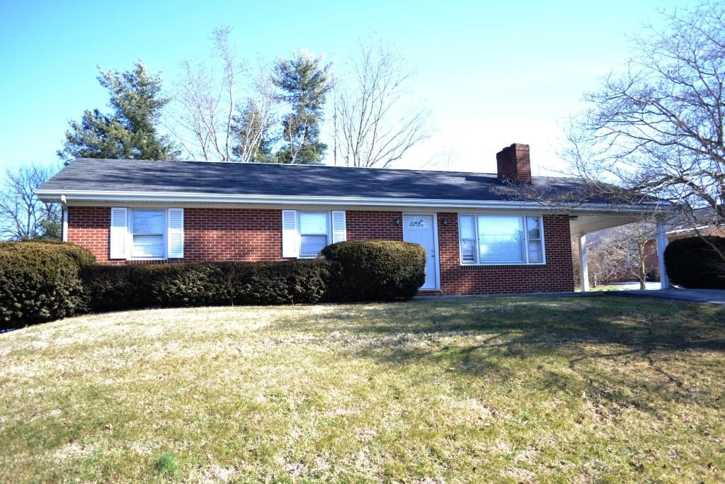 Remodeled Brick Ranch home in Wytheville, VA