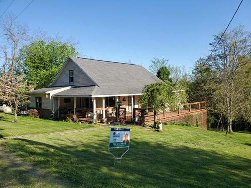 Woodsfield, OH, Monroe County Country property For Sale