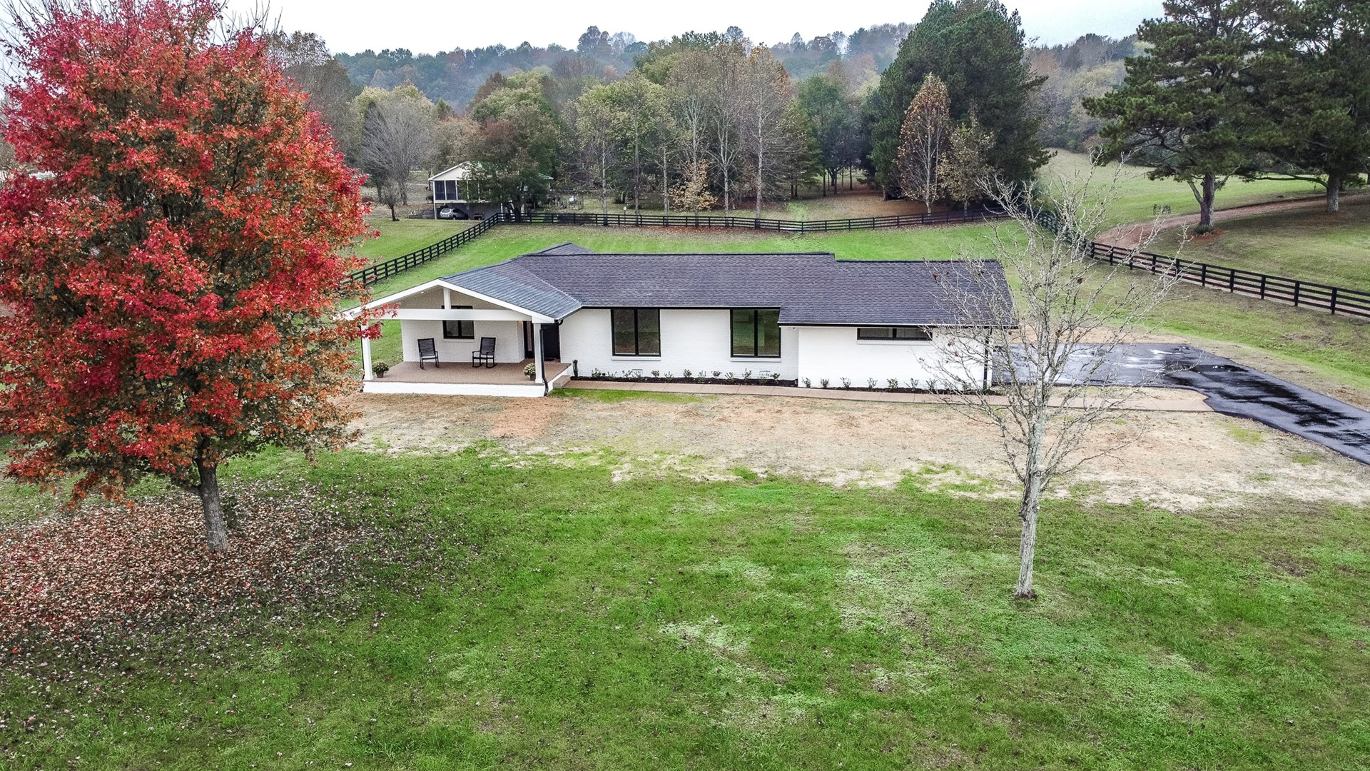 One Level Farmhouse For Sale in Leipers Fork!