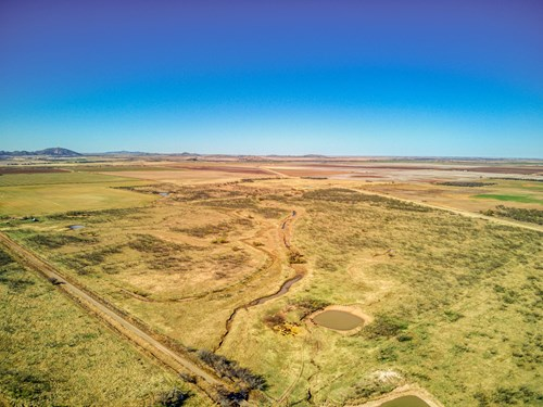 ±157 Acres, Kiowa County, OK- Hunting and Grassland for Sale