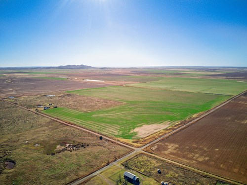 ±160 Acres, Kiowa County, OK  Cropland and Native for Sale