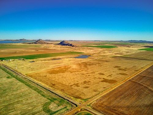 ±150 Acres, Kiowa County, OK  Crop and Grassland for Sale