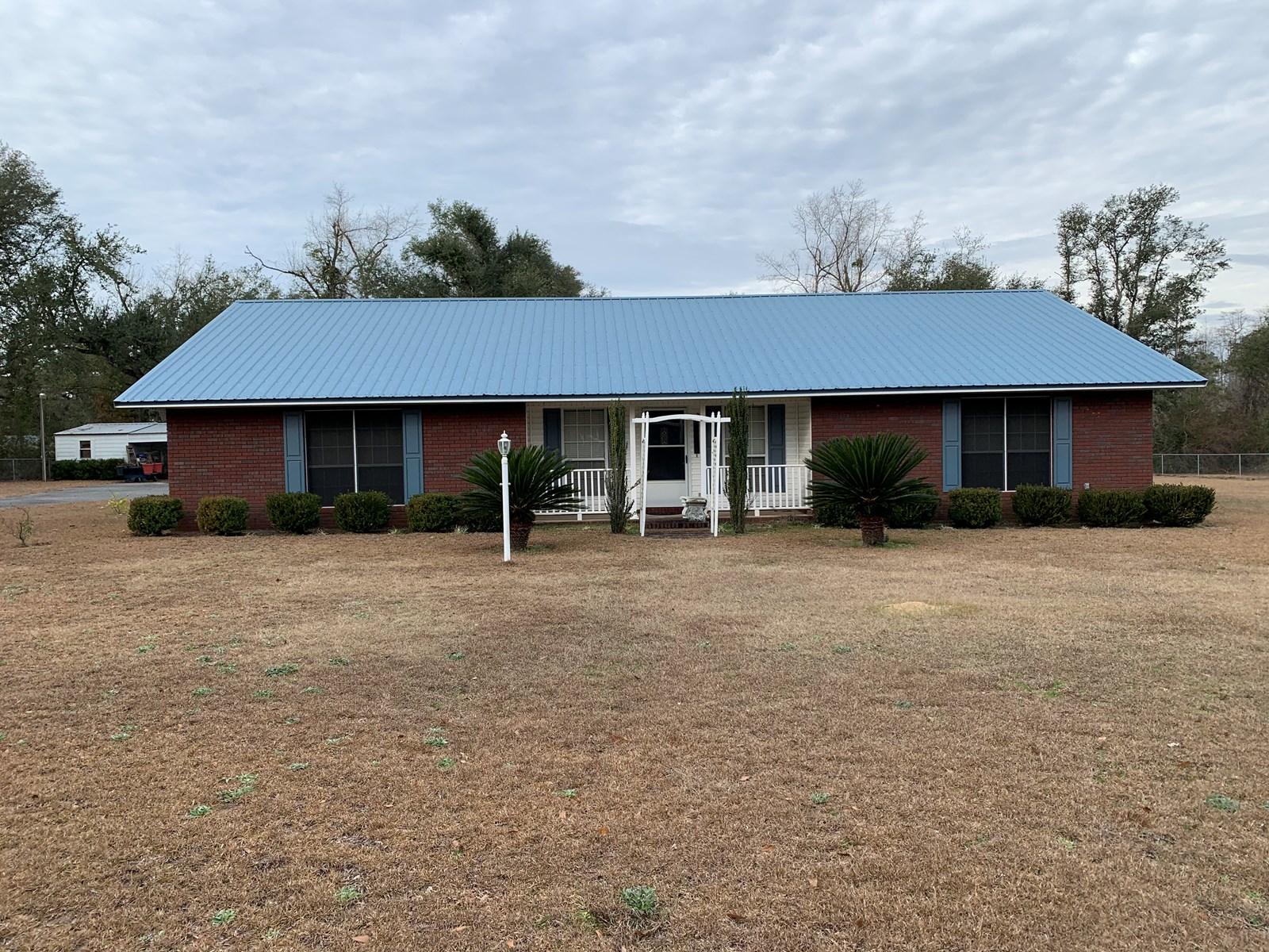 Home For Sale Jackson County, Florida