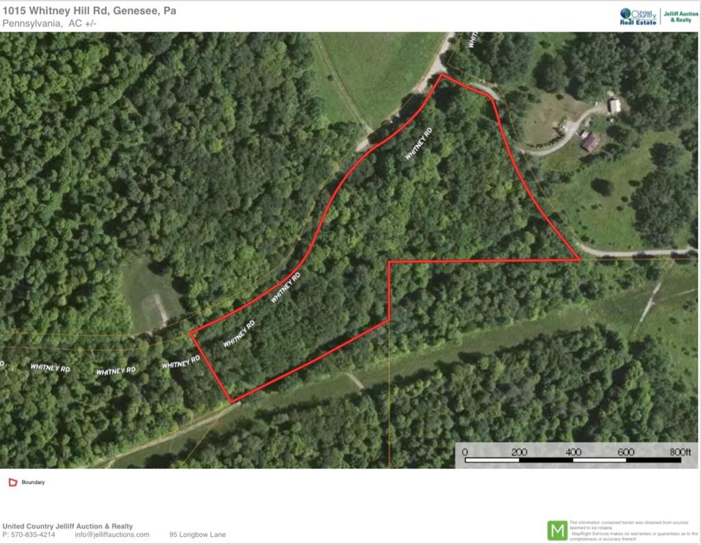 Hunting Property Land for Sale