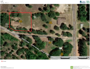 COMMERCIAL 1 ACRE IN HAWKINS, TX