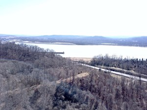 OHIO RIVER VIEW HUNTING, RECREATION LAND FOR SALE, HOMESITES