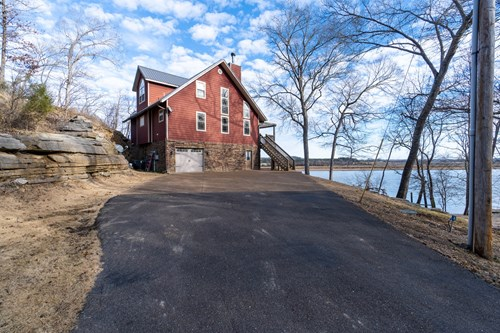 Riverfront Home; Decatur Co, Tennessee River,  Bath Springs