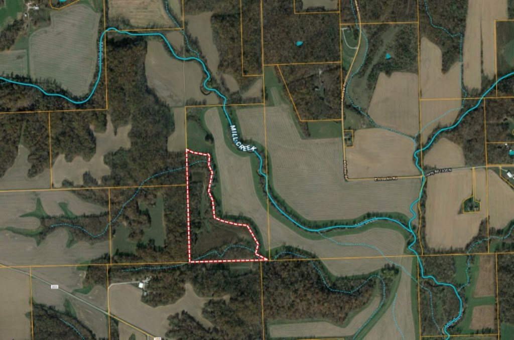 26.26 Acres Hunting Ground, Marshall, IL