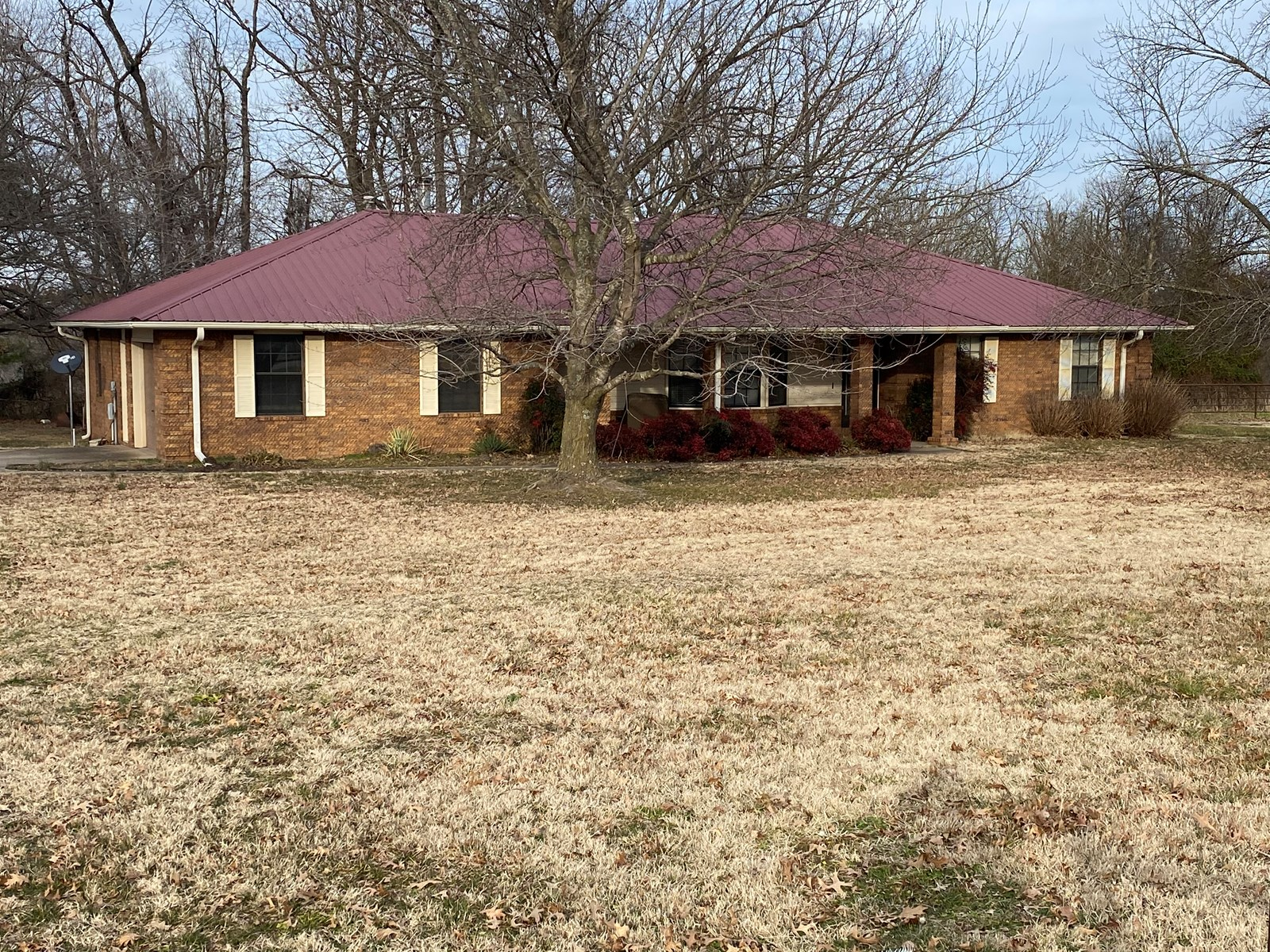 Country Home and 3 acres For Sale-Springdale, Arkansas