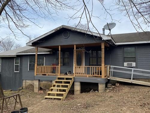 Home 80 Acres For Sale-Huntsville, Madison County Arkansas