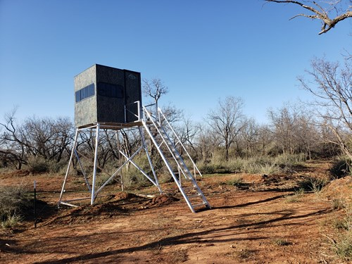 Coke County hunting ranch near San Angelo, TX for sale