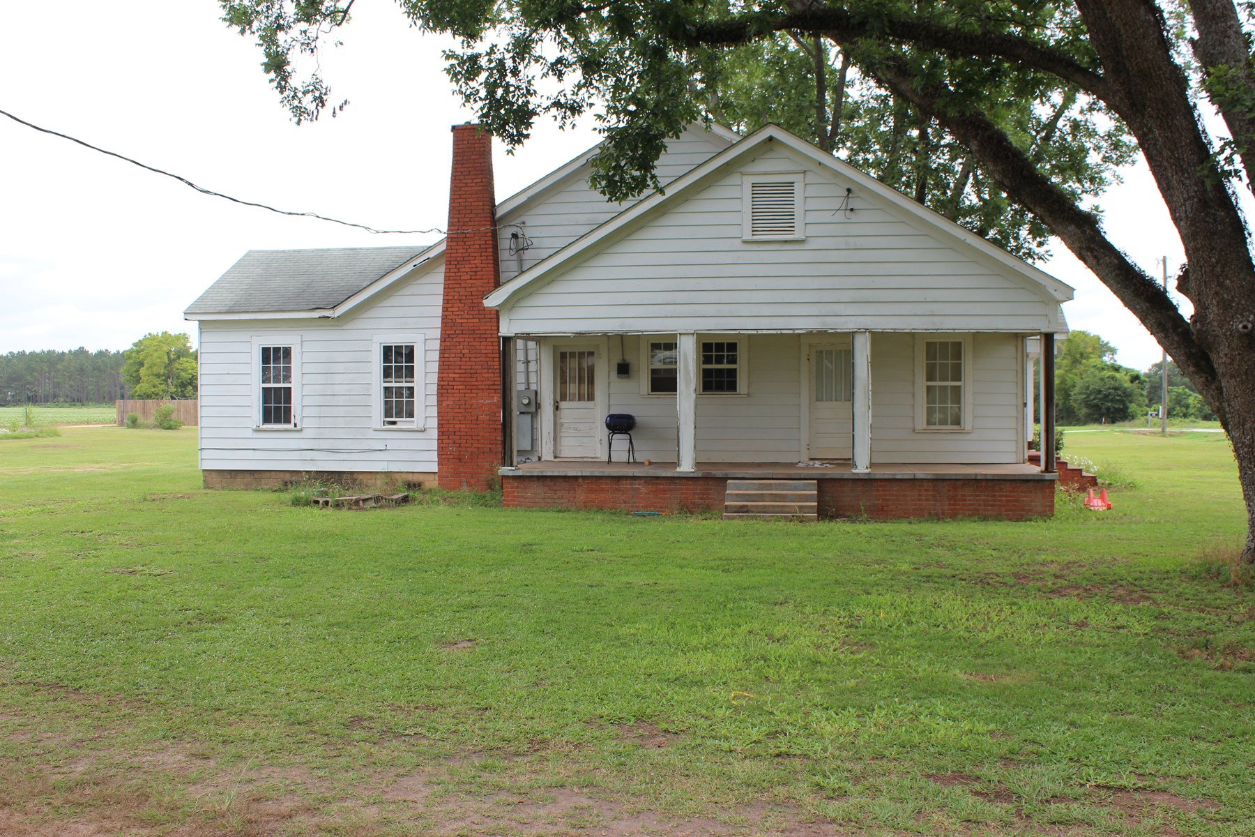 Country Home For Sale Dale County, Alabama