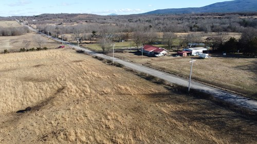 COUNTRY HOMESITE AND RANCH