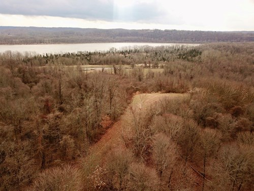 Hunting, Recreation, Homesite Land for Sale IN, Water View